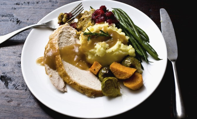surprising health benefits of holiday foods