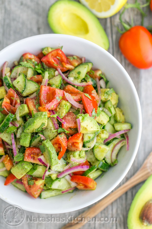 Healthy Salad Recipes That Put a Twist on the Classics