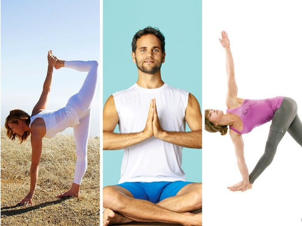 Inspiring Fitness Pinners: Yoga Journal