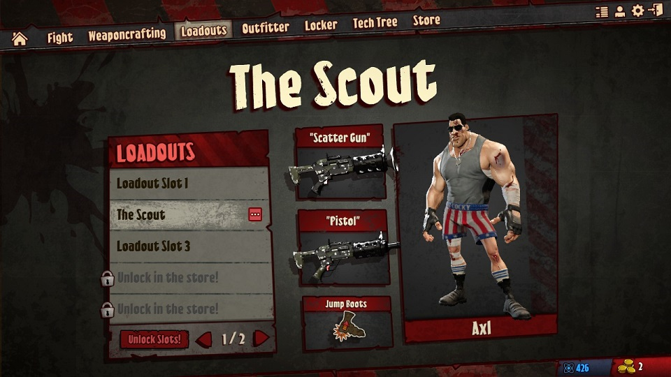 Scout In How To Impersonate Scout In Loadout - The Daily Spuf