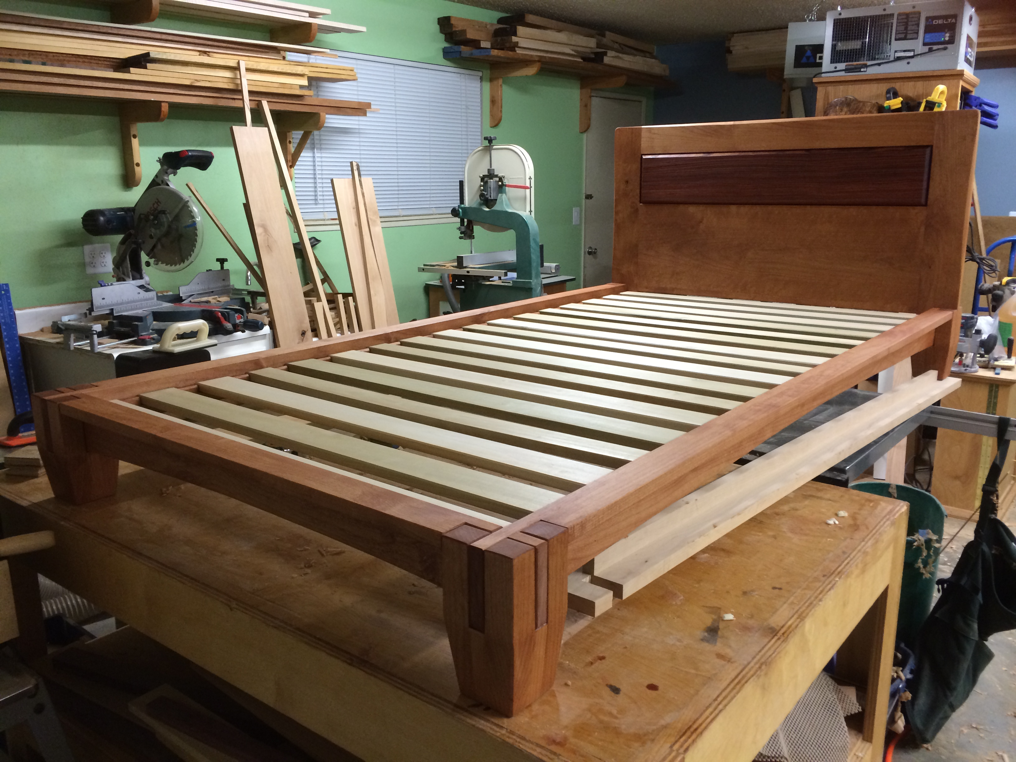 Plant Bed Diy Tatami Style Platform Bed With Downloadable Plans