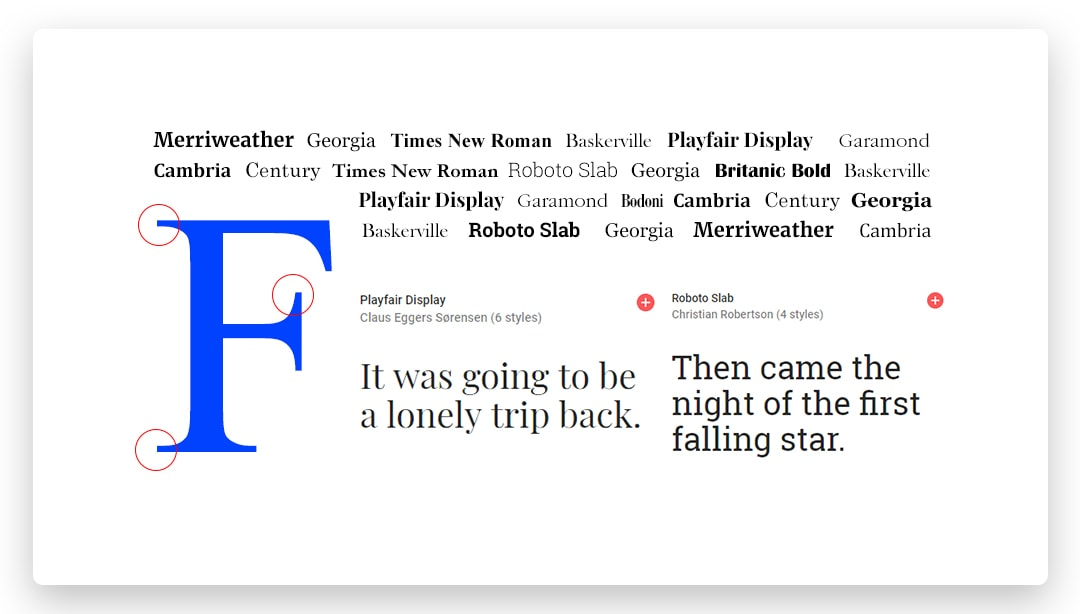 How to Pick the Best Font Styles for Your Website