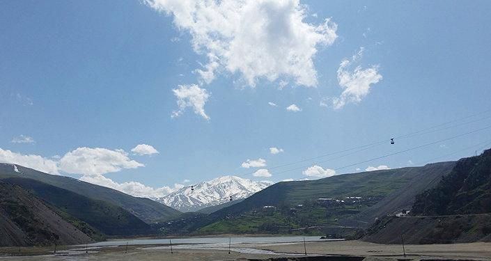 Qoşqar dağı