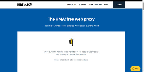 How to use proxy server in mobile