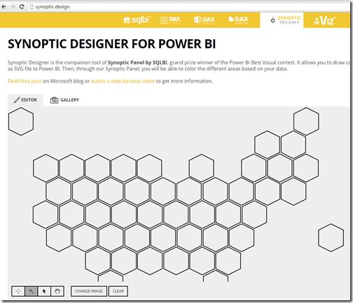 Uploading to Synoptic designer