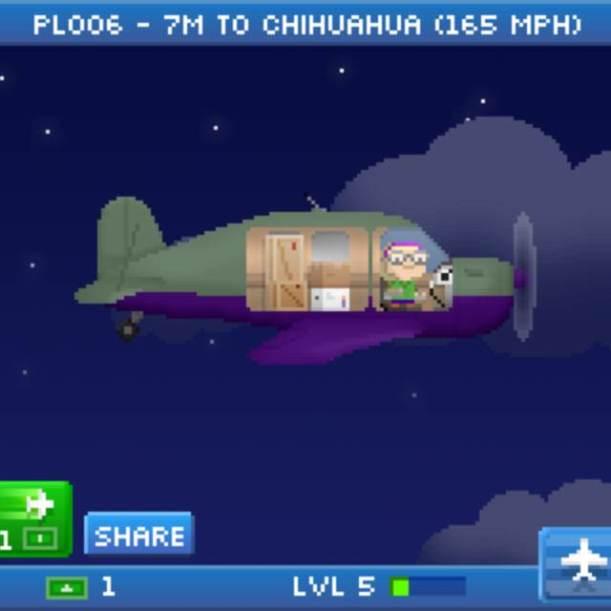 pocketplanes plane 2