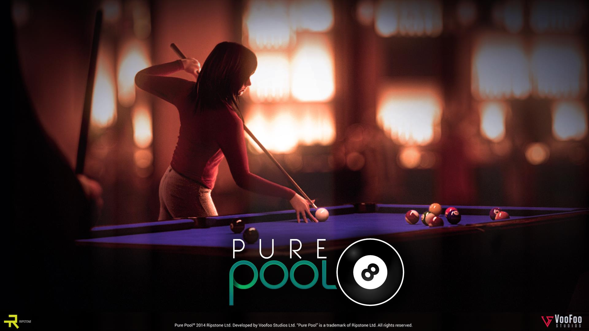 Hustle Hard Girl Wallpaper Review Pure Pool Xbox One Squallsnake Com