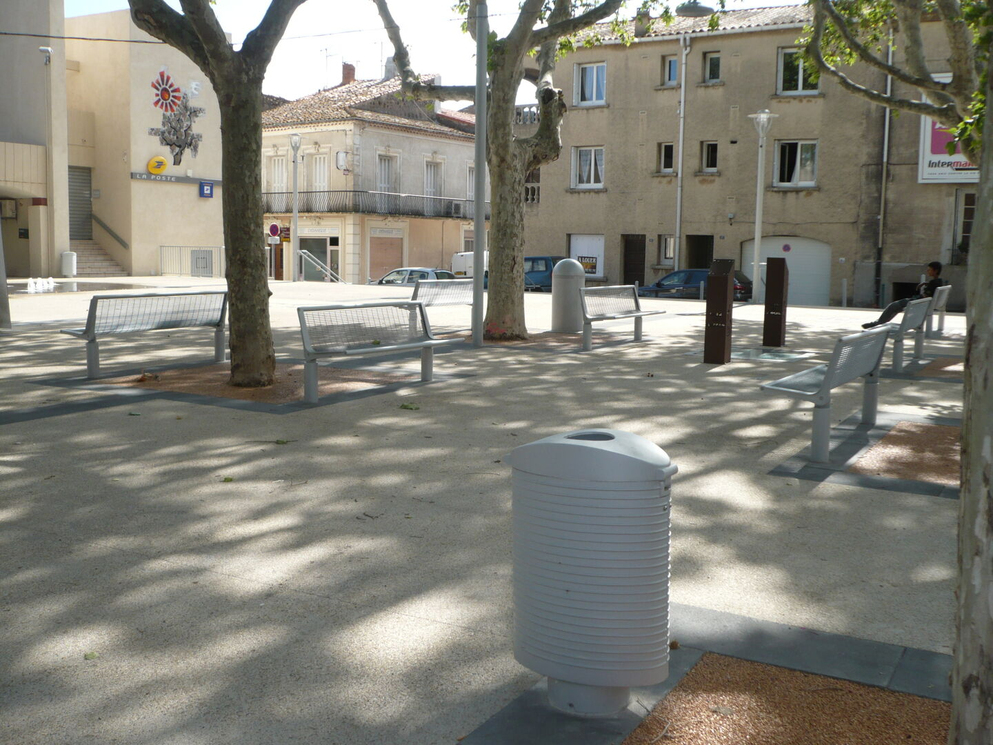 Square Mobilier Urbain Collection De Mobilier Urbain Ovaligne Square