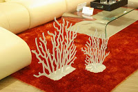 Simple Faux Coral Inspired by Pottery Barn