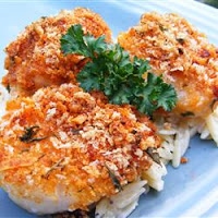 Quick and Easy Scallops Dinner