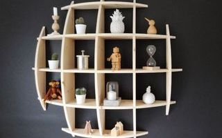 DIY Awesome Massironi Shelf