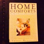 "Book Giveaway: ""Home Comforts"" in Hard Cover Edition"