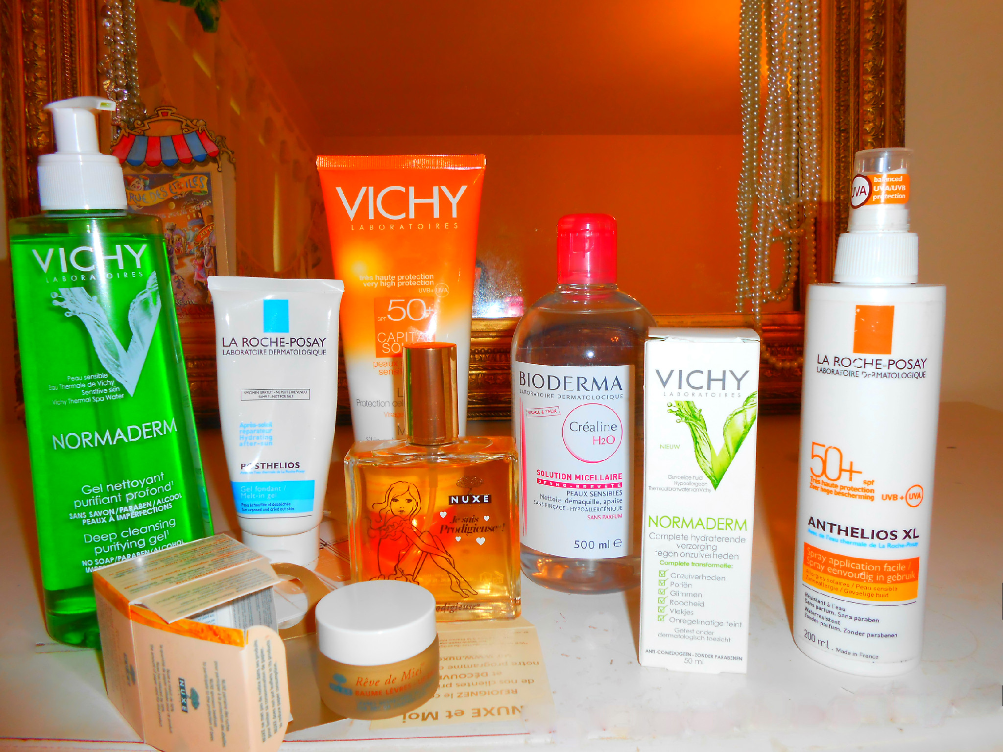 French Products Best French Pharmacy Products French Pharmacy Haul