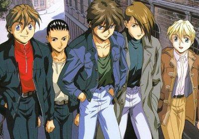 Bad Girl Wallpaper Mobile Werewindle S Den Fiction Index Fandom Gundam Wing