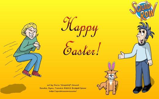 randie bunny hop