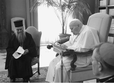 Amfilohije Papa 1