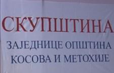 Одборници са КиМ у уторак о платформи о Косову