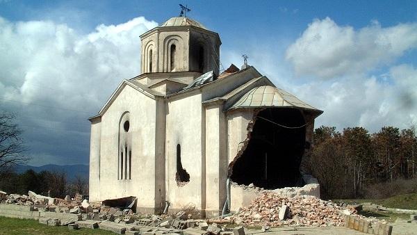 crkva u podujevu