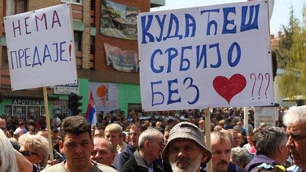 protest u km