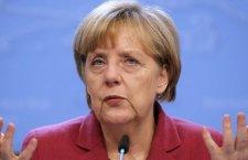 Меркелoва: Ако затворимо границу, рат на Балкану