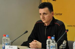 Igor Vojinović 2000
