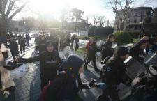 НАПАД БОМБАША САМОУБИЦЕ Најмање 10 мртвих у Истанбулу, делови тела разбацани по улици