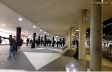 Десетине маскираних мушкараца БРУТАЛНО ТУКЛЕ мигранте и децу на железничкој станици у Стокхолму