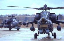 Сирија: Срушио се руски хеликоптер, пилоти погинули