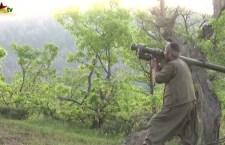 """Курдска """"игла"""" пресудила турском хеликоптеру (видео)"""