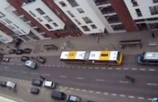 Пољска: Возач аутобуса спасио путнике од експлозије бомбе (ВИДЕО)