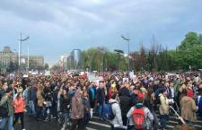 Трећи дан протеста у Београду, Новом Саду, Нишу…