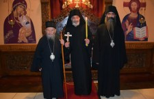 Монашење у манастиру Преподобног Јустина Ћелијског у Барајеву