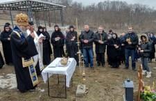 Четрдесетодневни парастос монахињи Агрипини (Пендић)