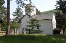 Беседа владике Артемија у Недељу о митару и фарисеју, у манастиру Ћелије 20. 2. 1994. године
