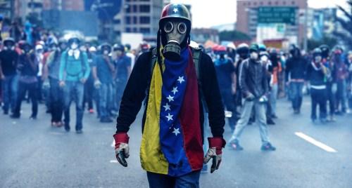 venecuela-protest