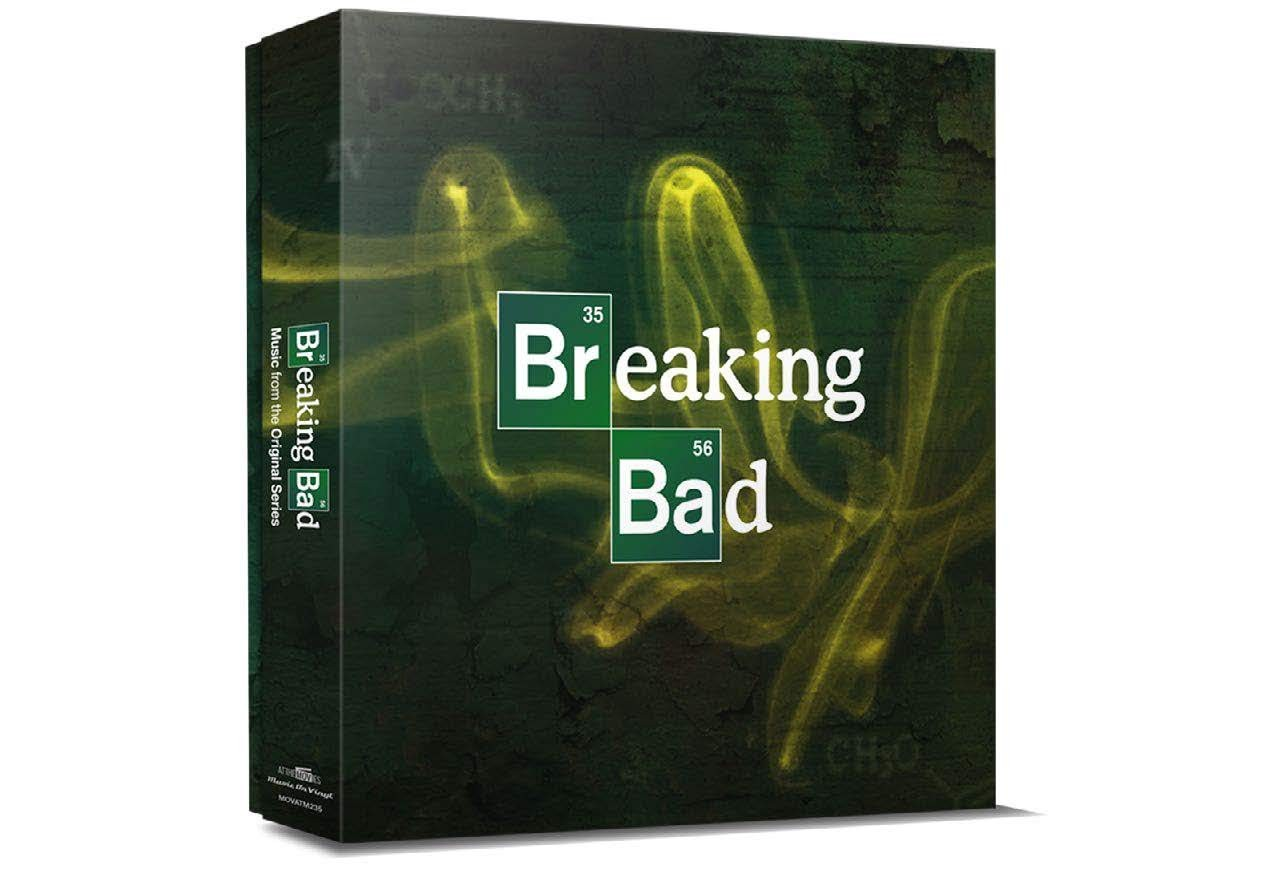 Vinylboden Bad Various Artists Breaking Bad 5x10
