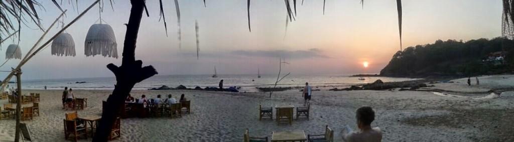 www.sreep.com wp-1478356593445 Thailand, Koh Lanta: Sundowner am Klong Nin Beach