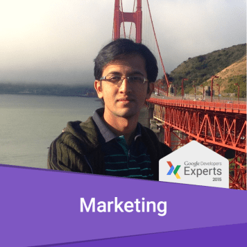 sreeraman thiagarajan - GDE Marketing