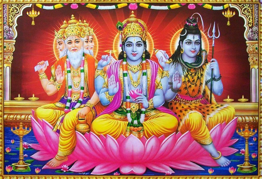 Free Hd Hindu God Wallpapers Conto Indiano Um Caso Sobre Brahma Vishnu E Shiva