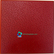 Square Paver Block 200mm X 200mm Rubber Mould
