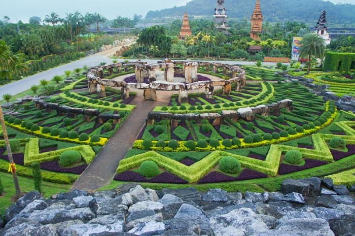 nongnuch tropical garden pattaya