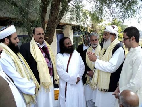 Sri Sri Visits Pakistan