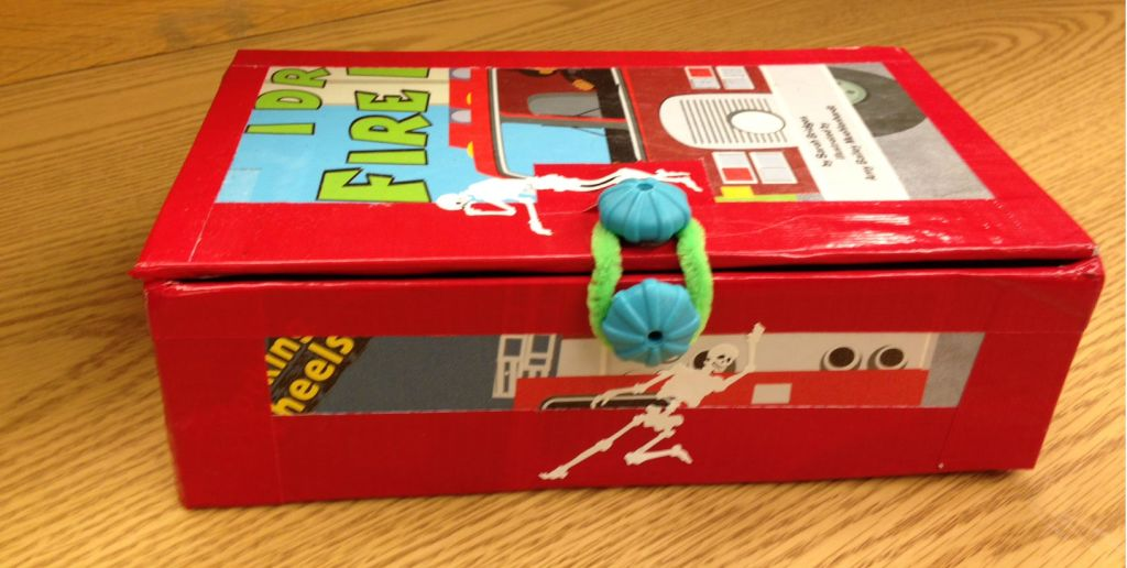 Tween Craft: Recycled Book Boxes! Saturday, May 21st @ 2pm.