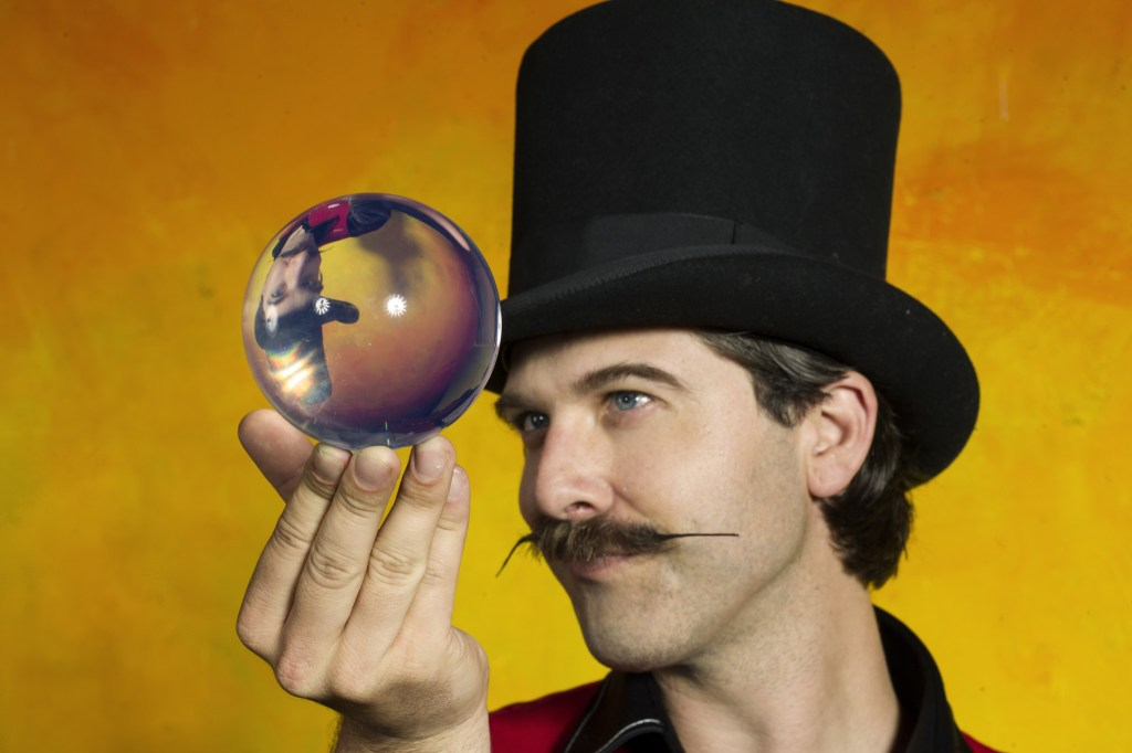 Gravity Defying Juggling with Circus of Smiles: June 16 @ 1:30pm