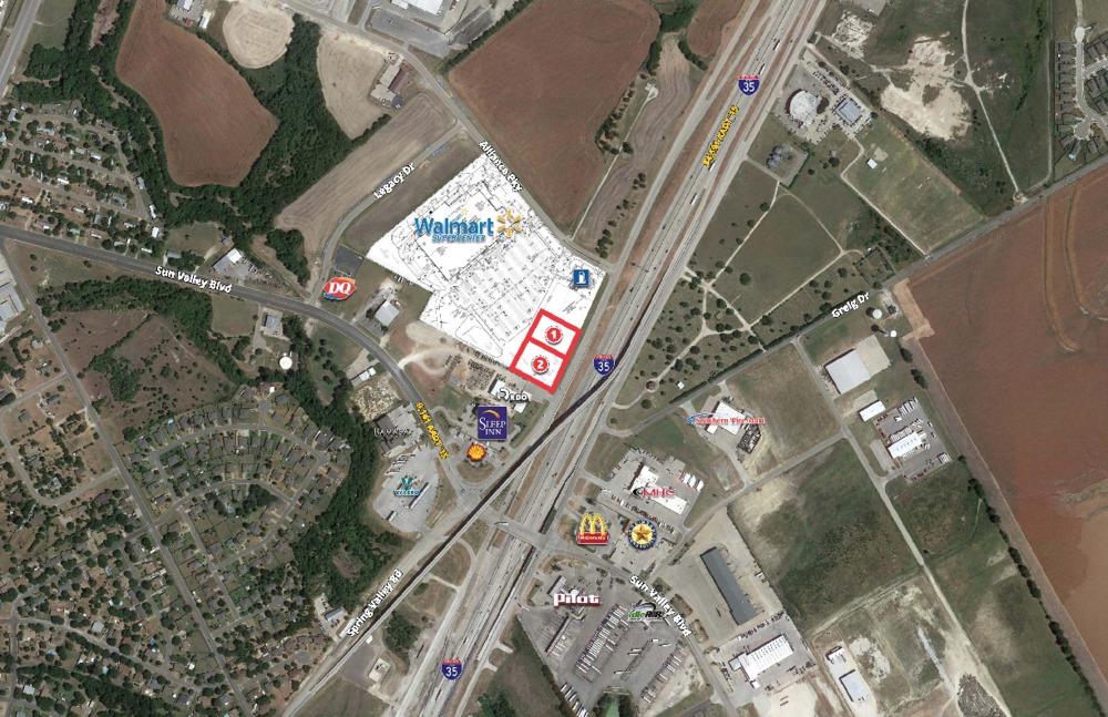 733 Sun Valley Boulevard, Hewitt, TX - Available SRS