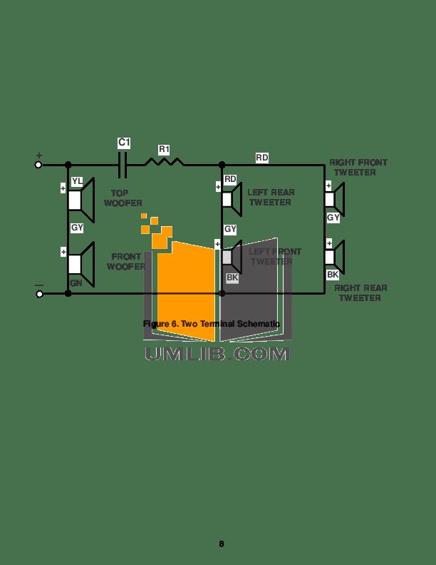 bose car lifier wiring diagram