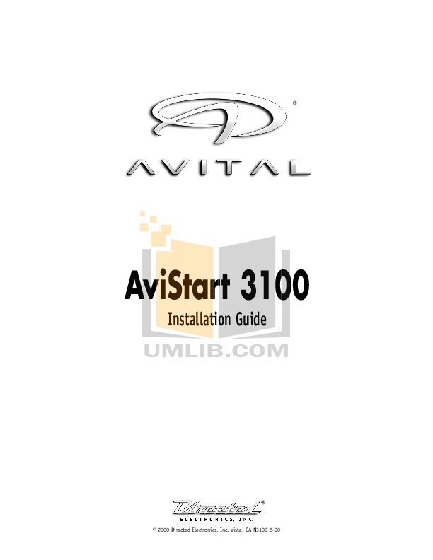 hyandia avital remote starter wiring diagram