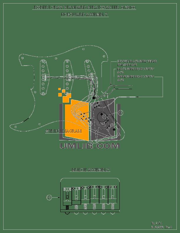 gibson thunderbird bass wiring diagram