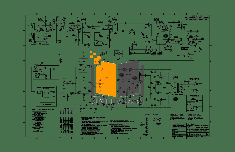 fender deluxe schematic