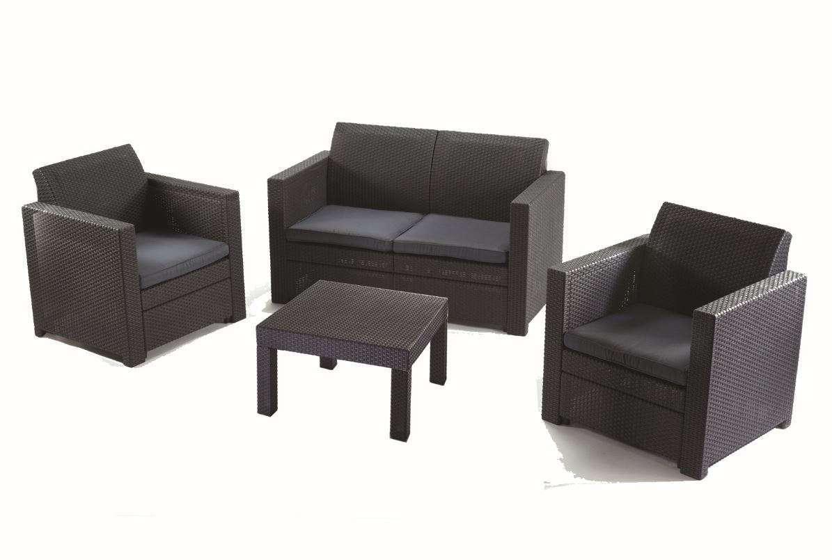 Sedie In Rattan Da Interno : Divano rattan colorado poltrone in rattan da interno sedia